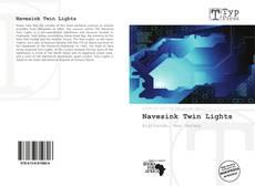 Buchcover von Navesink Twin Lights