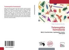 Portada del libro de Telamoptilia hemistacta