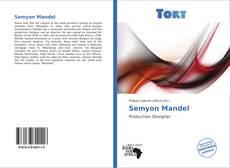 Semyon Mandel kitap kapağı