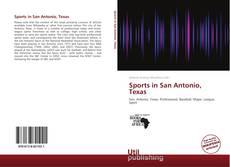 Buchcover von Sports in San Antonio, Texas