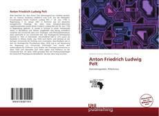 Обложка Anton Friedrich Ludwig Pelt