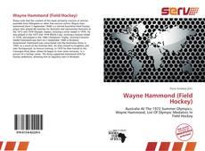Copertina di Wayne Hammond (Field Hockey)