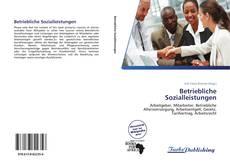 Bookcover of Betriebliche Sozialleistungen