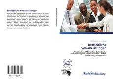 Copertina di Betriebliche Sozialleistungen