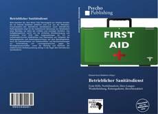 Betrieblicher Sanitätsdienst kitap kapağı