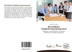 Buchcover von Betriebliches Eingliederungsmanagement