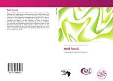 Bookcover of Rolf Furuli