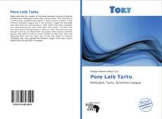 Bookcover of Pere Leib Tartu