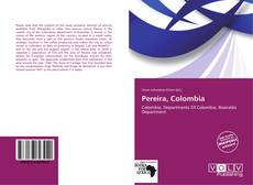Bookcover of Pereira, Colombia
