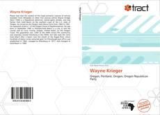 Bookcover of Wayne Krieger