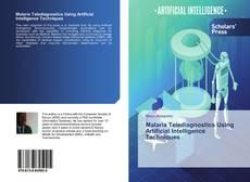 Portada del libro de Malaria Telediagnostics Using Artificial Intelligence Techniques