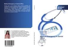 Bookcover of Medical Emergency In Dental Office