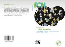 17784 Banerjee的封面