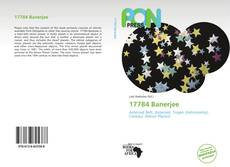 Bookcover of 17784 Banerjee