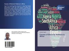Bookcover of Causes of Electoral Violence in Africa
