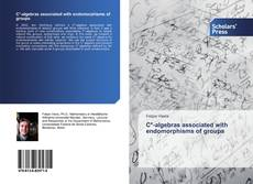 Bookcover of C*-algebras associated with endomorphisms of groups
