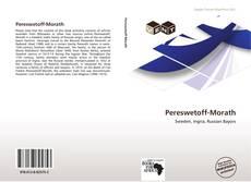 Pereswetoff-Morath的封面
