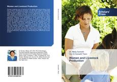 Bookcover of Women and Livestock Production