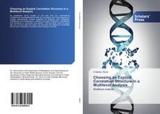 Portada del libro de Choosing an Explicit Correlation Structure in a Multilevel Analysis