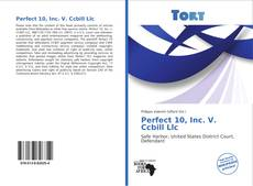 Portada del libro de Perfect 10, Inc. V. Ccbill Llc