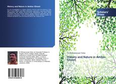 Bookcover of History and Nature in Amitav Ghosh