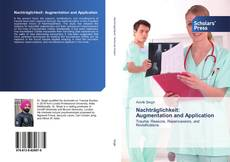 Bookcover of Nachträglichkeit: Augmentation and Application