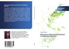 Discursive Discourse Practices in Pakistani Schools的封面