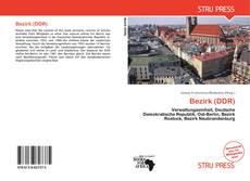 Buchcover von Bezirk (DDR)
