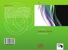 Portada del libro de Semyon Zorich
