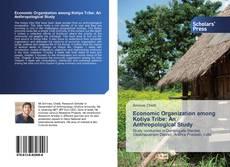Buchcover von Economic Organization among Kotiya Tribe: An Anthropological Study