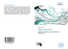 Bookcover of Tele-ressources
