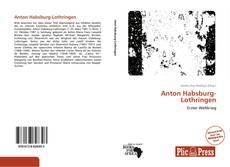 Capa do livro de Anton Habsburg-Lothringen
