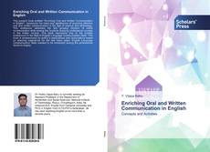 Bookcover of Enriching Oral and Written Communication in English