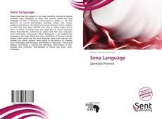 Portada del libro de Sena Language