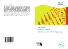 Bookcover of Anton Feistl