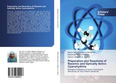 Bookcover of Preparation and Reactions of Racemic and Optically Active Cyanohydrins