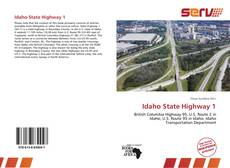 Bookcover of Idaho State Highway 1
