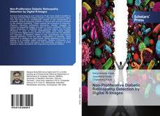 Bookcover of Non-Proliferative Diabetic Retinopathy Detection by Digital R-Images