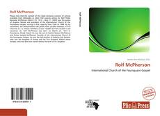 Bookcover of Rolf McPherson