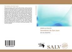Bookcover of Senadores de San Juan