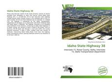 Bookcover of Idaho State Highway 38