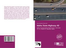 Bookcover of Idaho State Highway 40