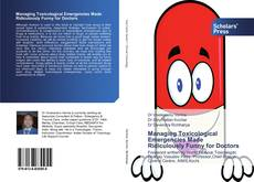 Managing Toxicological Emergencies Made Ridiculously Funny for Doctors kitap kapağı