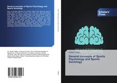 Capa do livro de General concepts of Sports Psychology and Sports Sociology