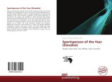 Bookcover of Sportsperson of the Year (Slovakia)