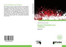 Buchcover von Anton Friedrich von Tröltsch