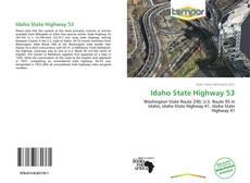Idaho State Highway 53 kitap kapağı