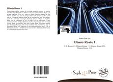 Bookcover of Illinois Route 1
