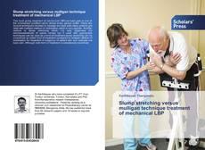Borítókép a  Slump stretching versus mulligan technique treatment of mechanical LBP - hoz