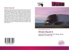 Capa do livro de Illinois Route 6